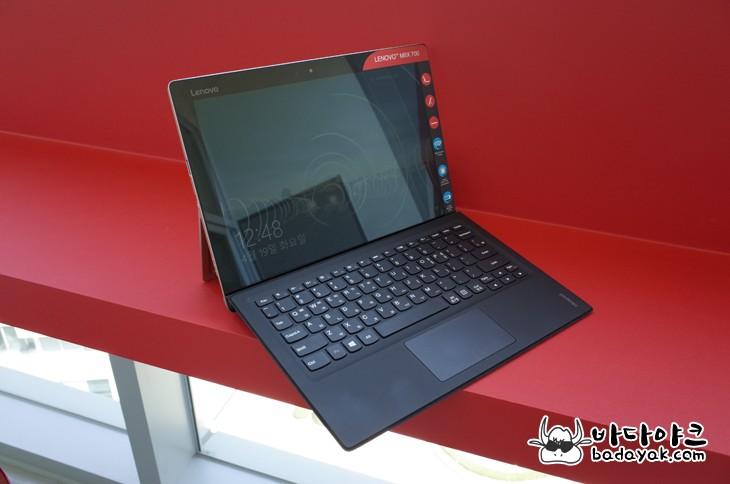 12인치 윈도우 태블릿PC 레노버 Miix700