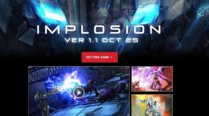 IGN 이달의 무료 아이폰 게임 IMPLOSION
