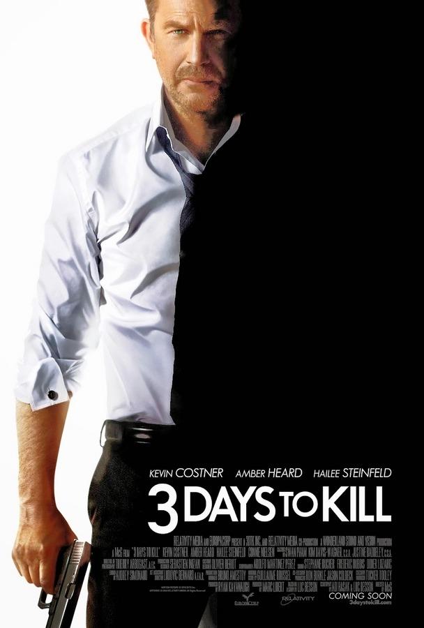 쓰리데이즈 투 킬 3days to kill
