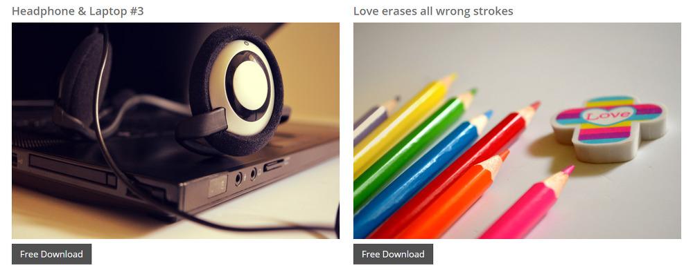 저작권 걱정없는 9 가지 무료 고화질 이미지 다운로드 사이트 모음 - 9 Free Websites To Download High-Resolution Stock Images