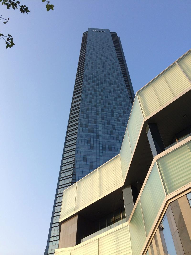 부산국제금융센터, BIFC, BIFC 사진, 부산 BIFC, 빌딩, 건물