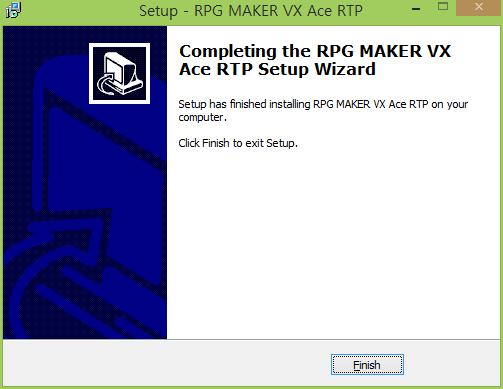 RPGVXAce RTP 설치 이미지 2