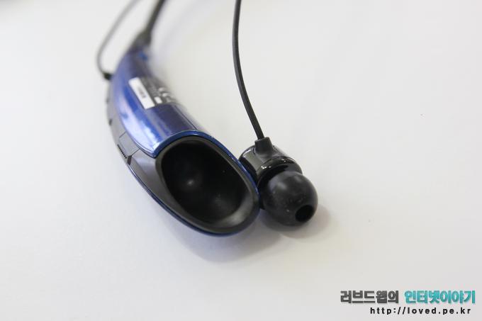 HBS-750 이어폰