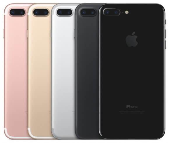 iphone7 lineup