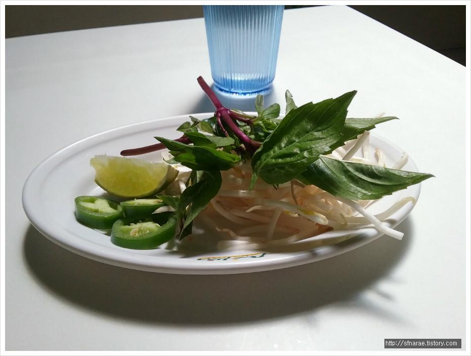 월남국수 Pho Hoa Noodle Soup