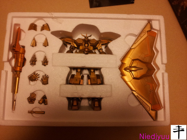 Kotobukiya Gaofighgar Gold Edition-inbox.