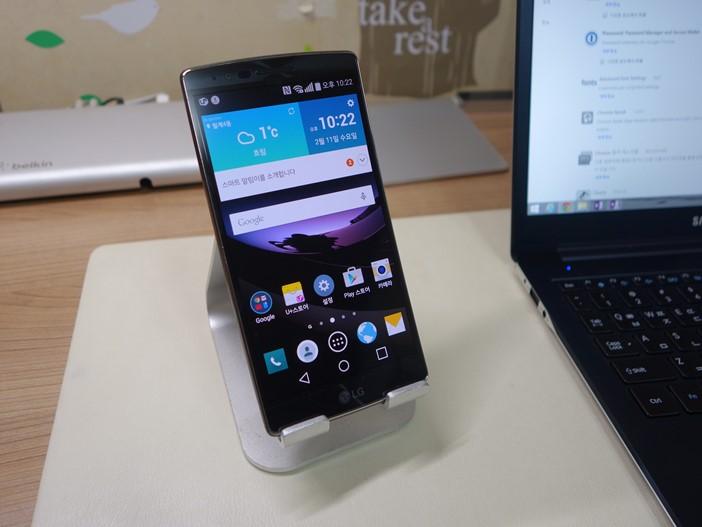 LG 지플렉스 2(LG G Flex 2  LG-F510)리뷰