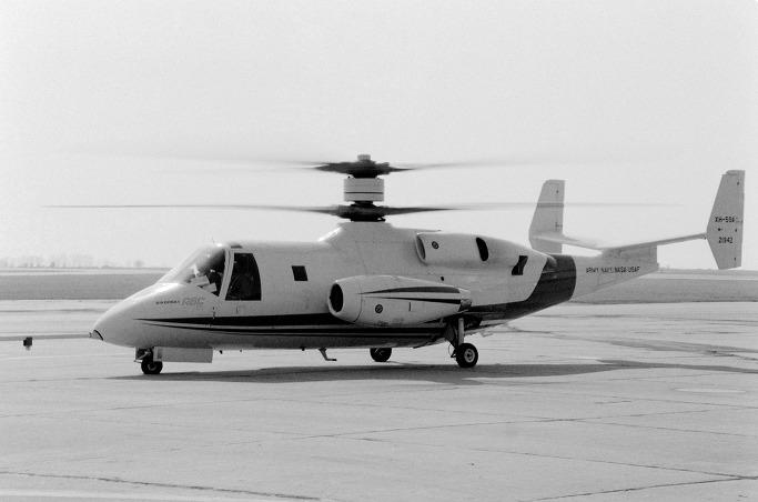 세계에서 가장 빠른 헬리콥터의 세계14