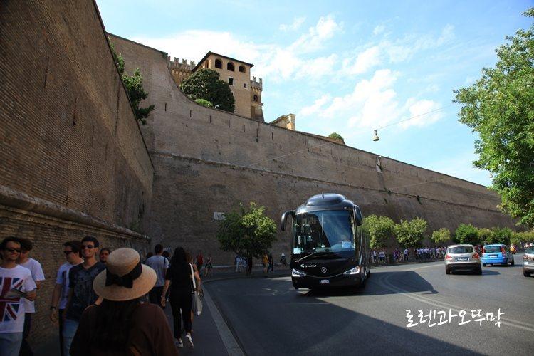 로마 여행 4탄 '바티칸 시국'을 가다1