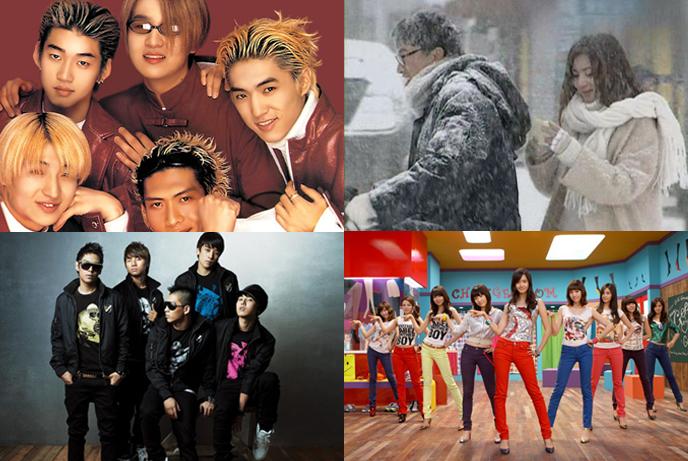 2000년대, 아이돌과 실력파 가수들의 등장