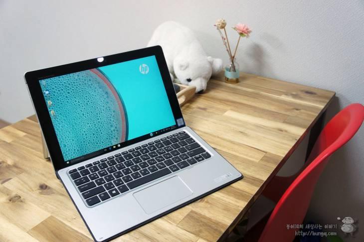 윈도우 2in1 태블릿 HP Elite X2 1012 스펙 및 특징