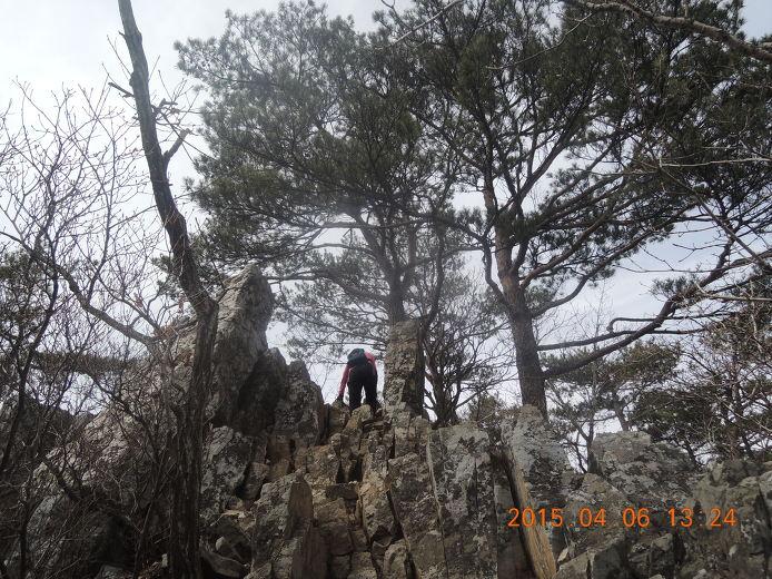 용문산 등산코스