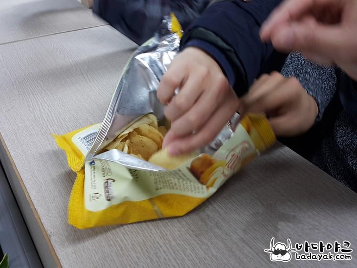 허니버터칩