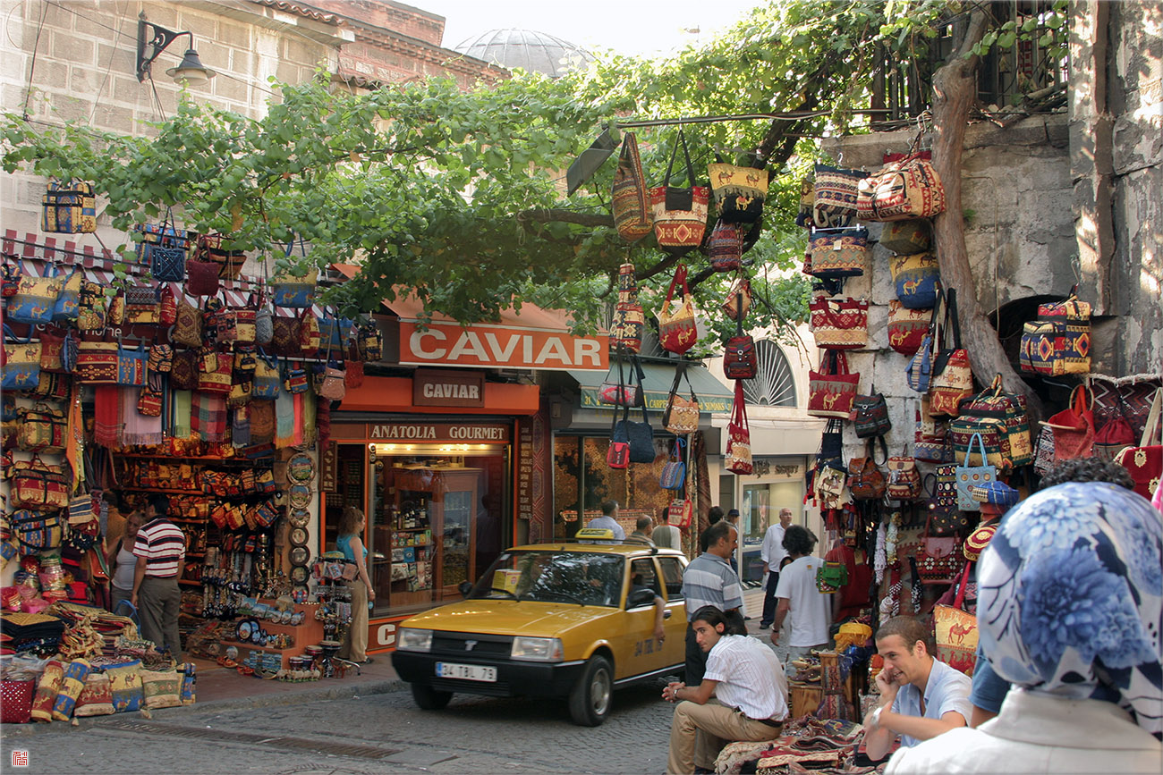 Grand Bazaar_Turkey