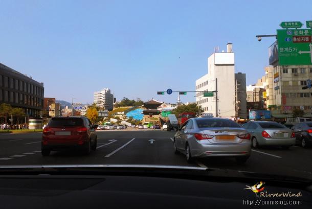 아름다운 거리풍경-흥인지문 가는길
