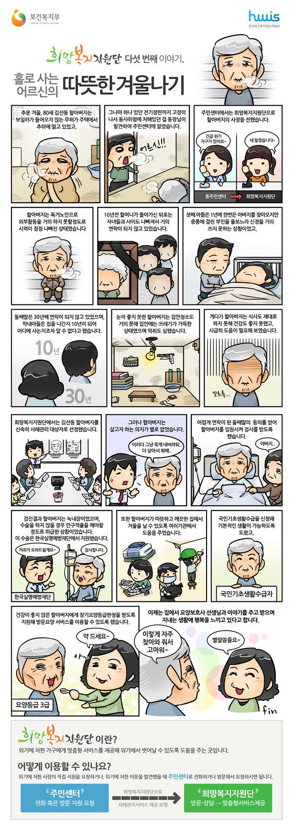 공감복지만화 희망복지지원단