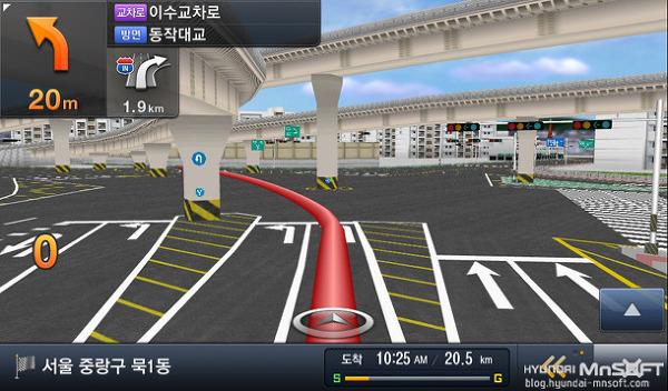 현대엠엔소프트 지니넥스트 체험단 모집 - 프리미엄 3D 내비게이션 지도 '지니넥스트' 체험 이벤트