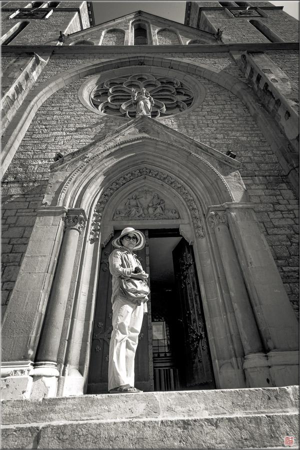 [삼성NX300] 로마가톨릭 대성당 _ 보스니아