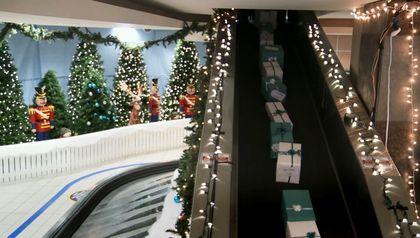 WestJet 항공사의 크리스마스의 기적(Christmas Miracle) Real-Time Giving 캠페인.