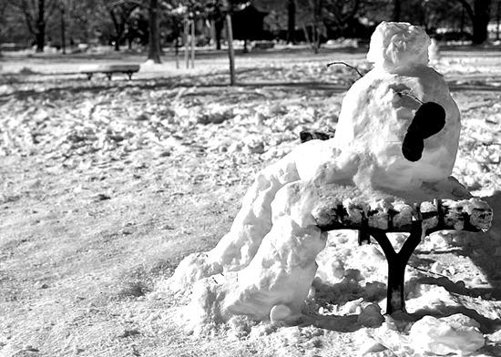 눈오는날 추억