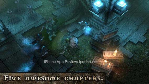 ORC: Vengeance 아이폰 아이패드 RPG