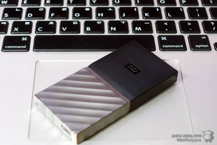 SSD 외장하드, WD My Passport SSD로 가볍고 강력하게
