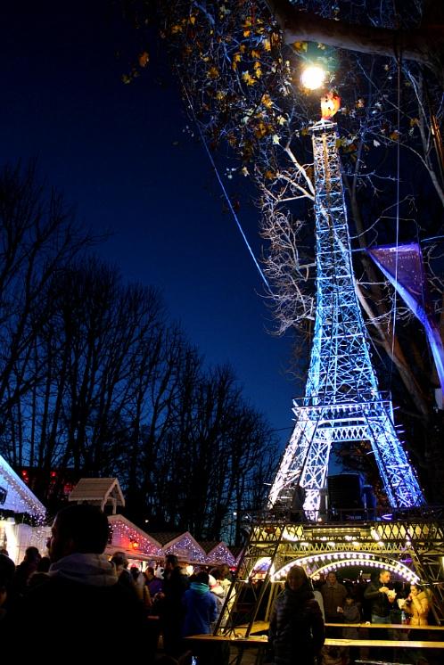 12월의 파리(Paris)