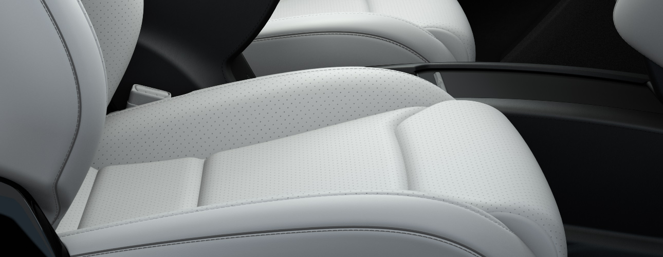 model X cold warm air ventilated seat