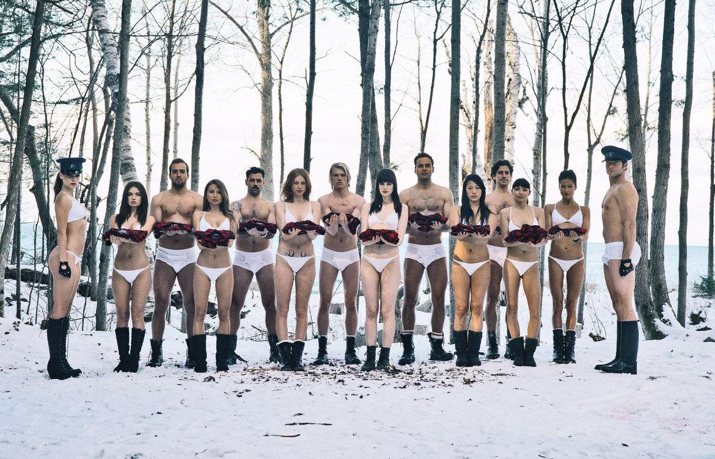 [Moose Knuckles Canada] 무스너클 캐나다 Fall / Winter 2013