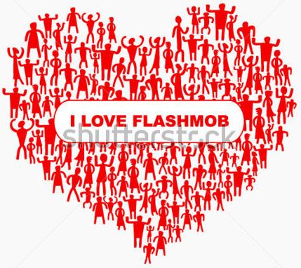 행복한 플래시몹 ( Happy Flash Mob )