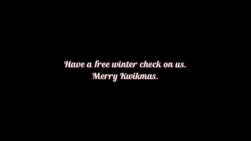 자동차 정비소에서 겨울안전체크를 받고 있는 산타할아버지와 순록, 썰매를 만난다면? 영국의 자동차 정비소 브랜드 퀵핏(Kwik Fit)의 크리스마스 바이럴필름 - '크리스마스 깜짝 선물(A Christmas Surprise at Kwik Fit)'편 [한글자막]