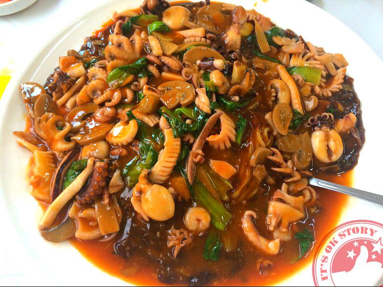 [공주 맛집] 가성비 최고 중식당 - 한천 밤 수타마을 (공주 밤짜장)