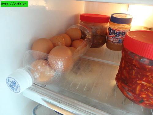 페트병이용달걀보관
