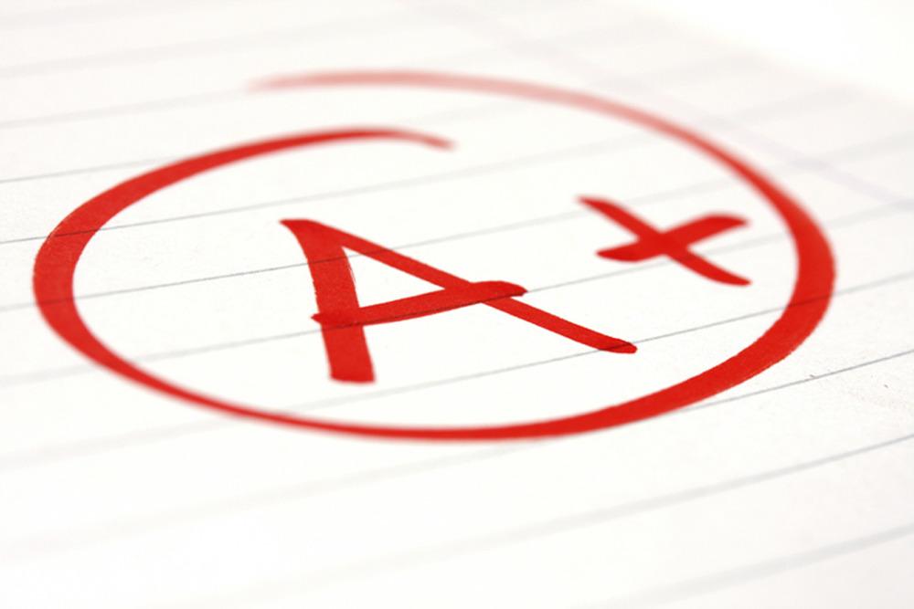 대학교 성적증명서가 모두 A+이라면 좋았을텐데...