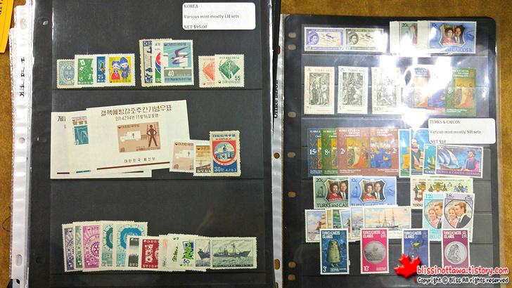 1950~60년대 한국 우표