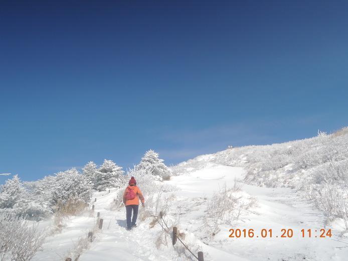 지리산 바래봉 등산코스 등산지도