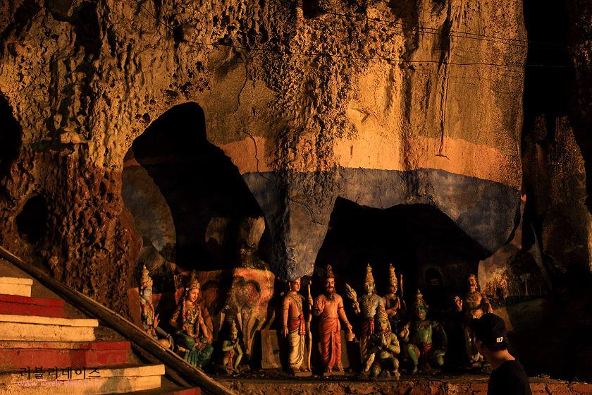 말레이시아, 쿠알라룸푸르 여행 : 바투동굴