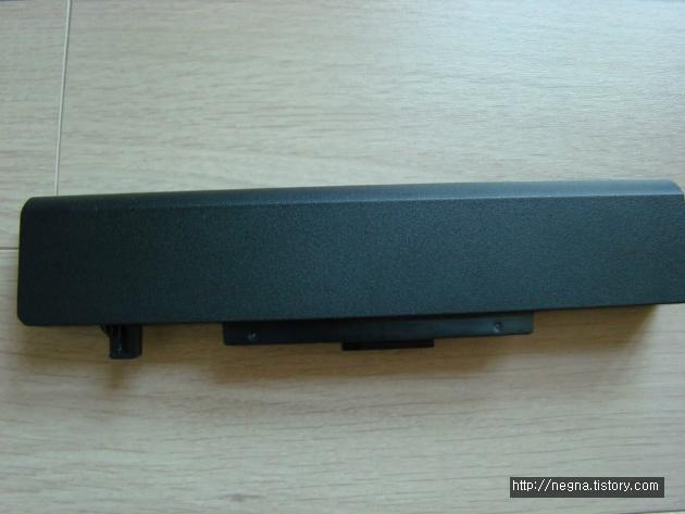 레노버 Essential G580 59366779 개봉기 6셀 배터리