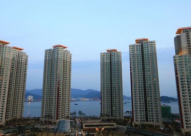 창원 고층 빌딩1