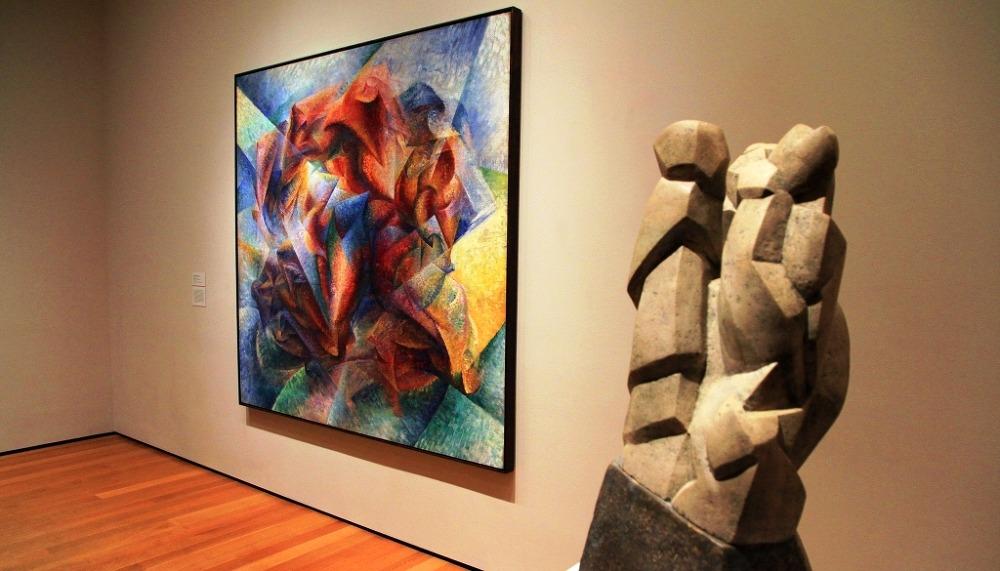 추상회화 현대미술 과거 미국 중앙정보국 무기