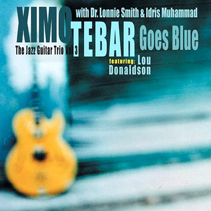 Ximo Tebar - Goes Blue