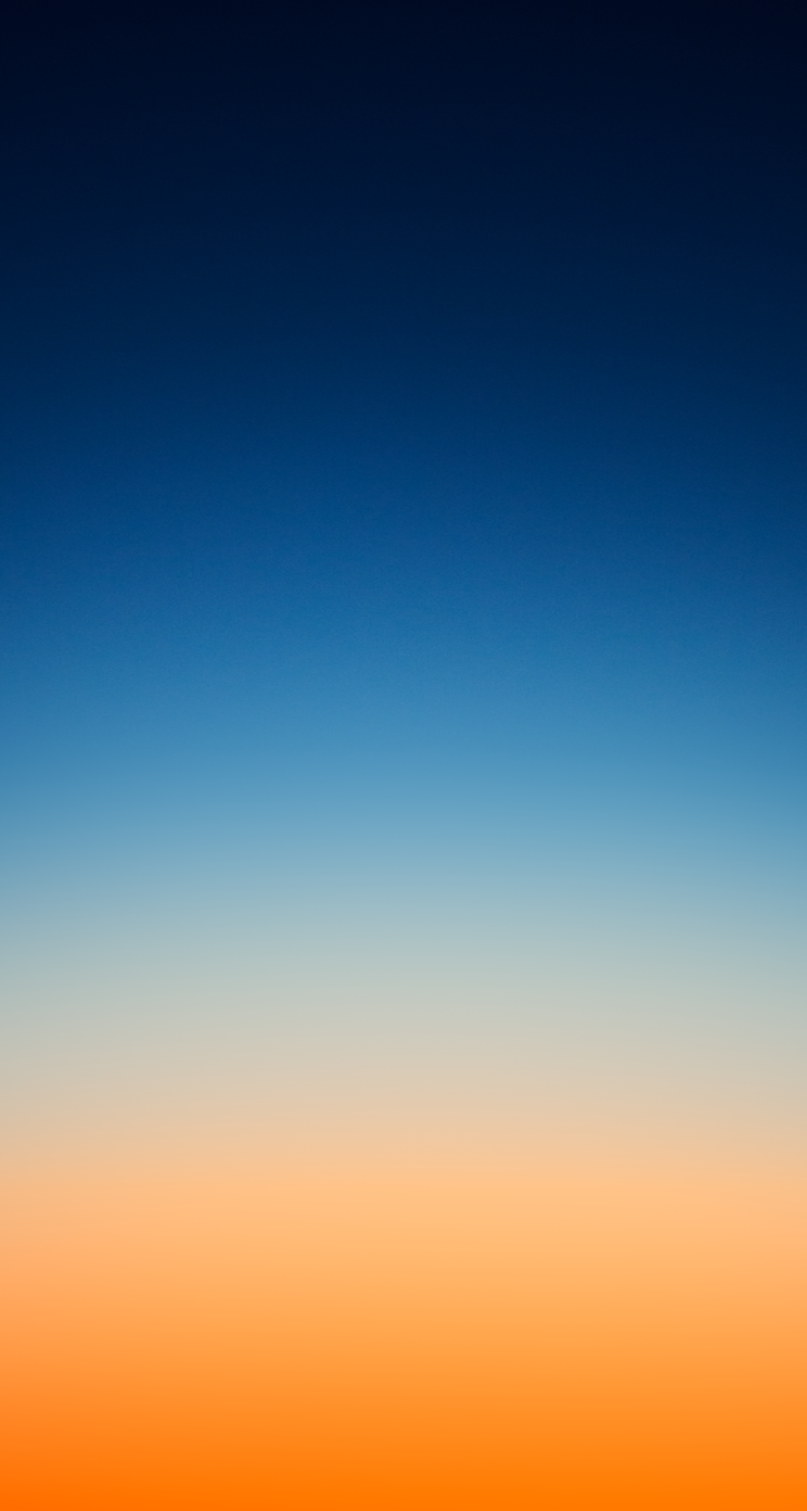 iOS7 default wallpaper