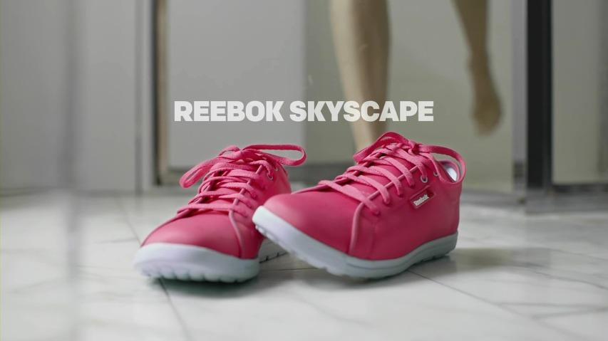 리복(Reebok) 스카이스케이프(Skyscape) 광고 - '미란다 커(Miranda Kerr)의 건망증(Forget)'편 [한글자막]