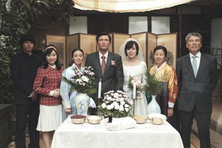 국제시장 결혼 황정민 김윤진