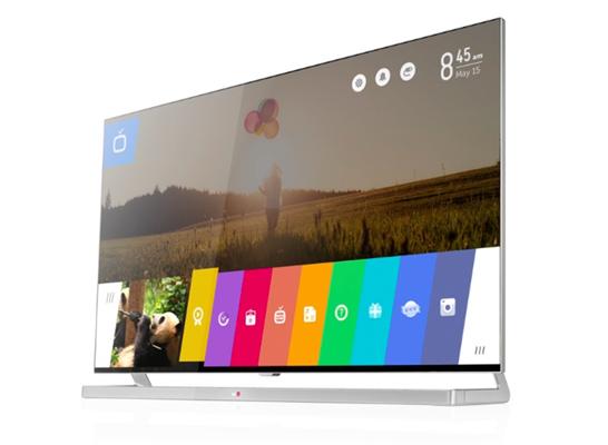LG전자 웹OS TV