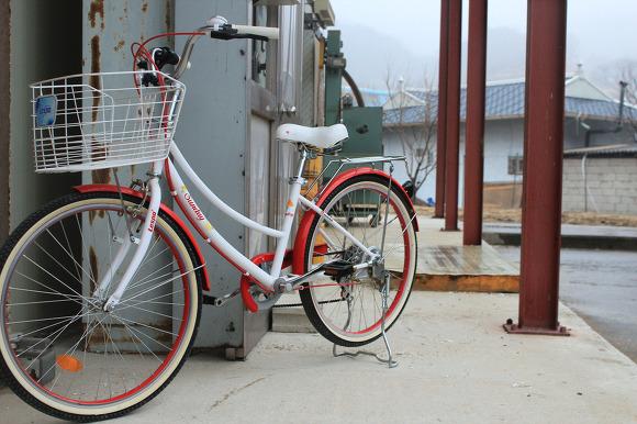 예쁜 자전거