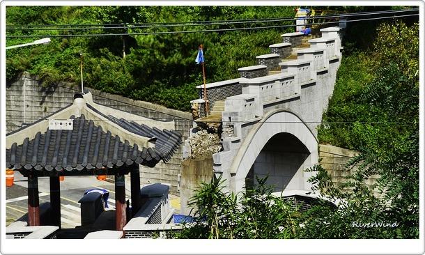 인생문(人生門)과 성곽