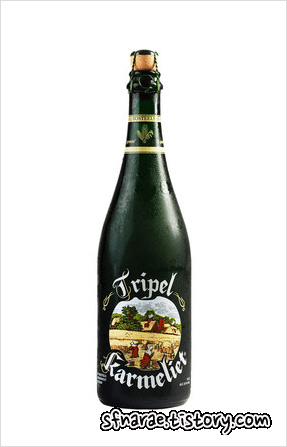 TRIPEL KARMELIET ABBEY ALE 750ML