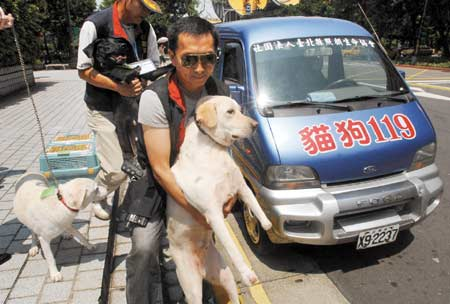 Government urged to give animal ambulances road priority