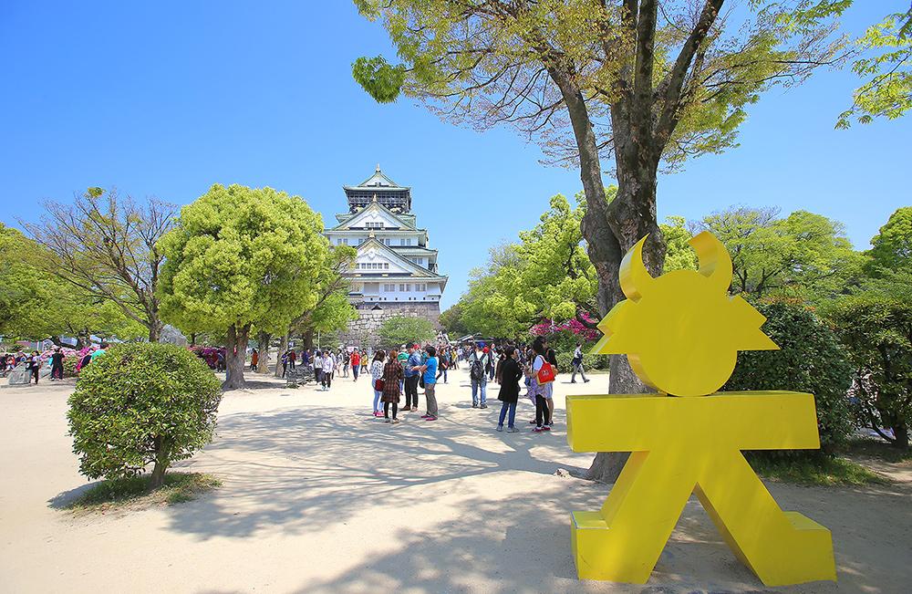 [오사카 여행] 오사카 자유여행 2박3일, 오사카 성, 아메무라, 하루카스 300, 고양이 카페